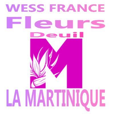 FLEURS DEUIL MARTINIQUE